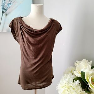 RW&CO. Cowl Neck sleeveless casual top
